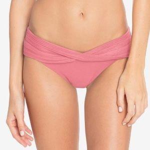Robin Piccone - Lilly twist bikini bottoms